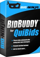 Free Trial | BidBuddy for QuiBids