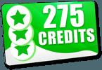 madbid 275 credits