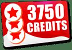 madbid 3750 credits