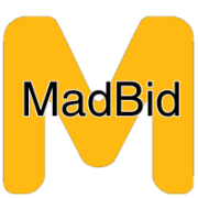 MadBid Penny Auction Logo