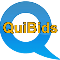 Quibids Penny Auction Logo