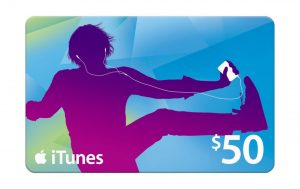 Bid-Ninja Holiday Giveaway - $50 iTunes Gift Card