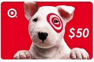 Bid-Ninja Holiday Giveaway - $50 Target Gift Card