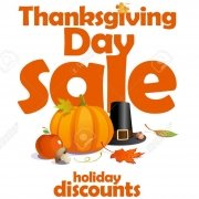 Dealdash Thanksgiving Day Sale